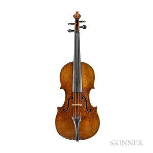 Italian Violin, Attributed to Santino Lavazza