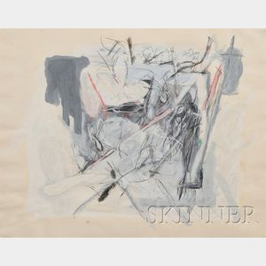 Katherine Porter  (American, b. 1941)      Untitled