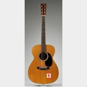 American Guitar, C.F. Martin & Company, Nazareth, 1947, Style 000-28