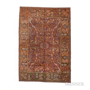 Arts and Crafts Carpet