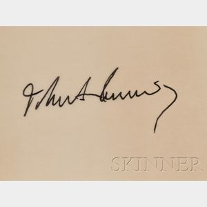 Kennedy, John Fitzgerald (1918-1963)