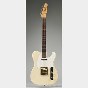 American Electric Guitar, Fender Musical Instruments, Santa Ana, 1967, Model Telecas