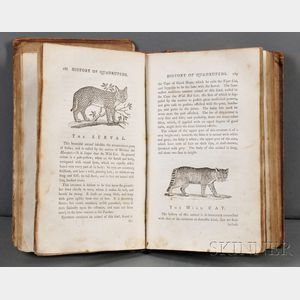 Beilby, Ralph (1744-1817) A General History of Quadrupeds