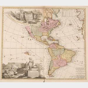 Sold for: $11,163 - (Atlas, World), Visscher, Nicholas