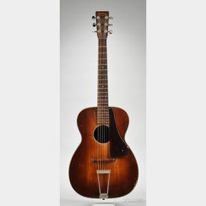 American Guitar, C.F. Martin & Company, 1932, Style R-18