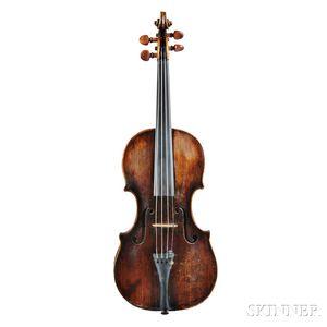 German Violin, Kloz Family, Mittenwald