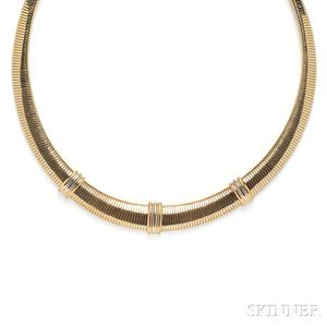 "18kt Gold ""Trinity"" Necklace, Cartier"