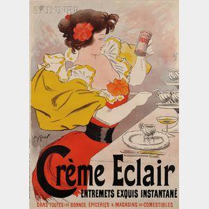 Georges Meunier (French, 1869-1942)      Crème Eclair