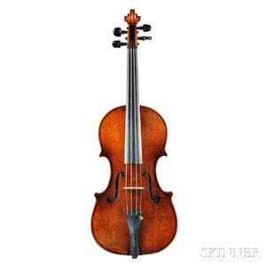 American Violin, Workshop of William Harris Lee, Chicago, 1994