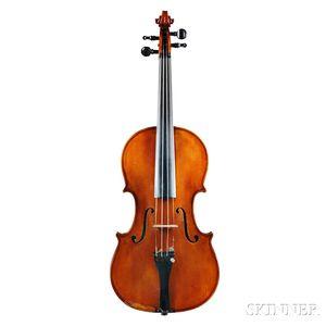 American Violin, Cambridge, c. 1900