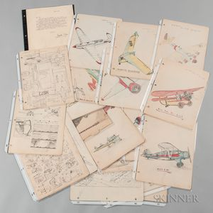 Franklin P. Collier Letters and Drawings