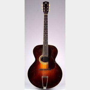 American Guitar, Gibson Mandolin-Guitar company, Kalamazoo, 1929, Model L-4