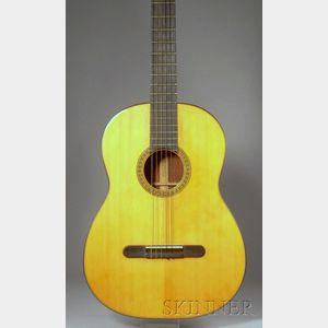 American Guitar, C.F. Martin & Co., Nazareth, 1969, Model N-20
