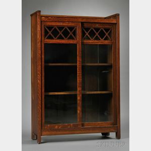 Arts & Crafts Movement Bookcase