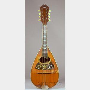 American Mandolin, The Vega Company, Boston, c. 1900