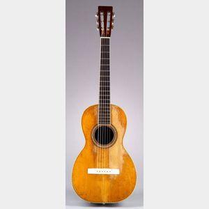 American Guitar, C. F. Martin & Company, Nazareth, c. 1860, Style 2-34