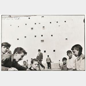 Henri Cartier-Bresson (French, 1908-2004)      Madrid