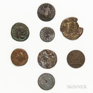 Eight Coins