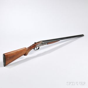 L.C. Smith Field Grade 20 Gauge Double-barrel Shotgun