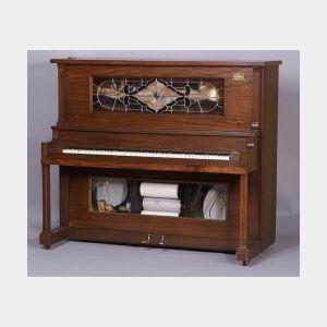 Gulbranson-Dickenson Player Piano