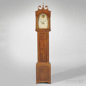 Pennsylvania Cherry Tall Clock