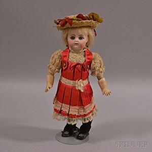 Francois Gautier Bisque Head Doll
