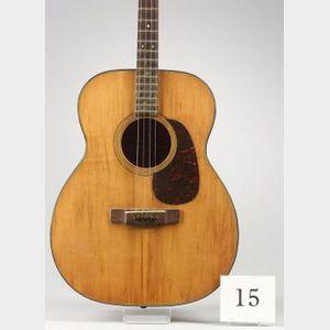 American Tenor Guitar, C.F. Martin & Company, Nazareth, 1959
