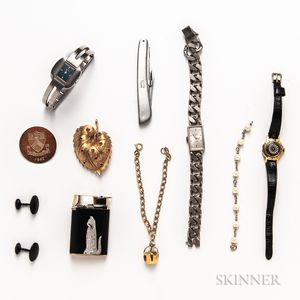 Group of Lady's Fashion Watches and Accessories