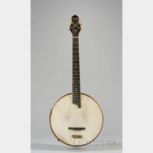 American Guitar-Banjo, Gibson Mandolin Guitar Company, Kalamazoo, c. 1930, Model GB