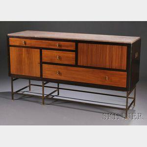 Sold for: $9,840 - Edward Wormley for Dunbar Sideboard