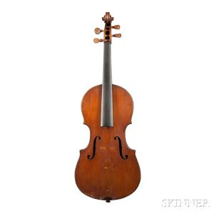 Violin, British School