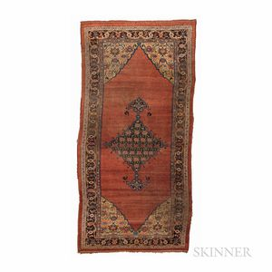 Bidjar Long Rug