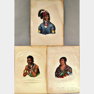 Three Native American Chiefs