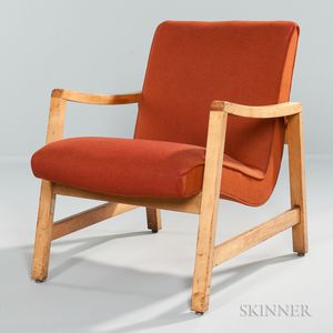 Jens Risom for Knoll Lounge Chair
