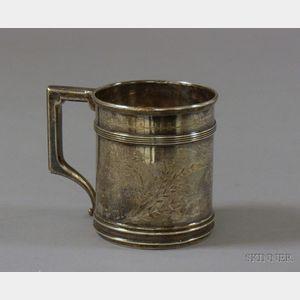 Gorham Sterling Silver Child's Mug