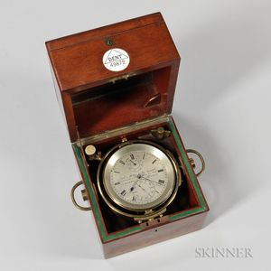 Dent Two-day Marine Chronometer
