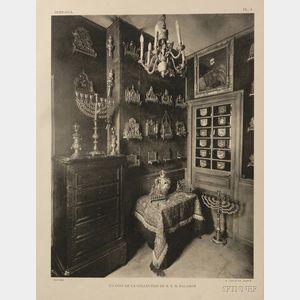 (Jewish Art) Guttmann, Henri,   Hebraica: Documents d'Art Juif.