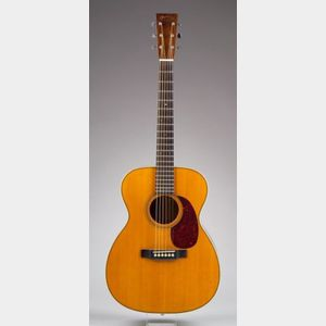 American Guitar, The Martin Guitar Company, Nazareth, 1996, Model 000-28 EC