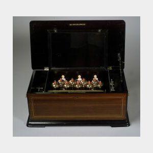 Nine-Bell Musical Box