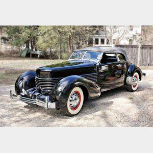 1937 Cord Phaeton 812