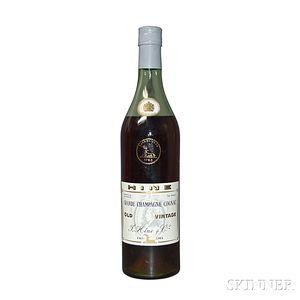 Hine Old Vintage Grand Champagne Cognac, 1 bottle