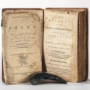 Thomas, Isaiah, Two 18th Century Imprints.