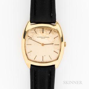 Vacheron Constantin 18kt Gold Reference 7588 Wristwatch