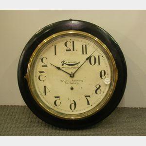 """Barbershop"" Wall Clock"