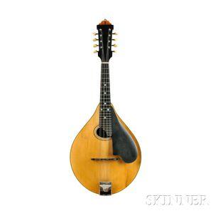 American Mandolin, Lyon & Healy, Chicago, Style C, c. 1920s