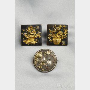 Two Shakudo Items