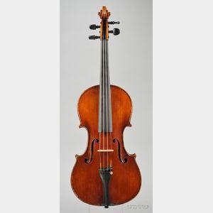 Italian Violin, Domenico Rossi, Piacenza, 1907