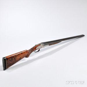 L.C. Smith No. 4 Grade 16 Gauge Double-barrel Shotgun