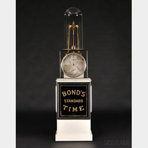 Sold for: $539,500 - The Bond Shop Astronomical Regulator No. 396