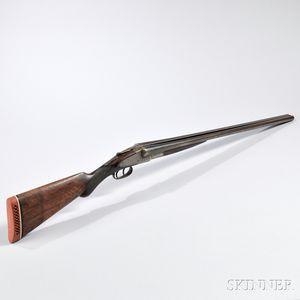 L.C. Smith No. 00 Grade 12 Gauge Double-barrel Shotgun